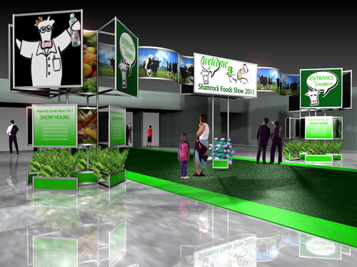 Trade Show Booth Graphics : Trade show signs graphics booths systems