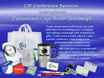 Phenomenal Promotional Items Trade Show